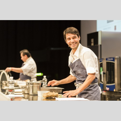 ChefAlps 2014 Virgilio Martinez