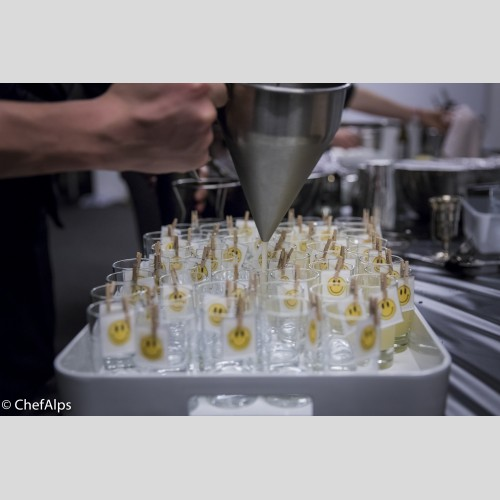 ChefAlps Masterclass by Ryan Clift 2018