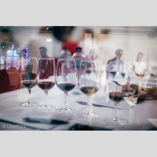 ChefAlps Masterclass with Smith & Smith Wine Company 2018